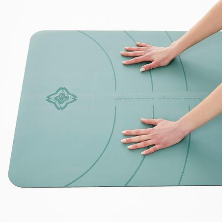 Matras Yoga Dinamis Studio 3mm - Hijau