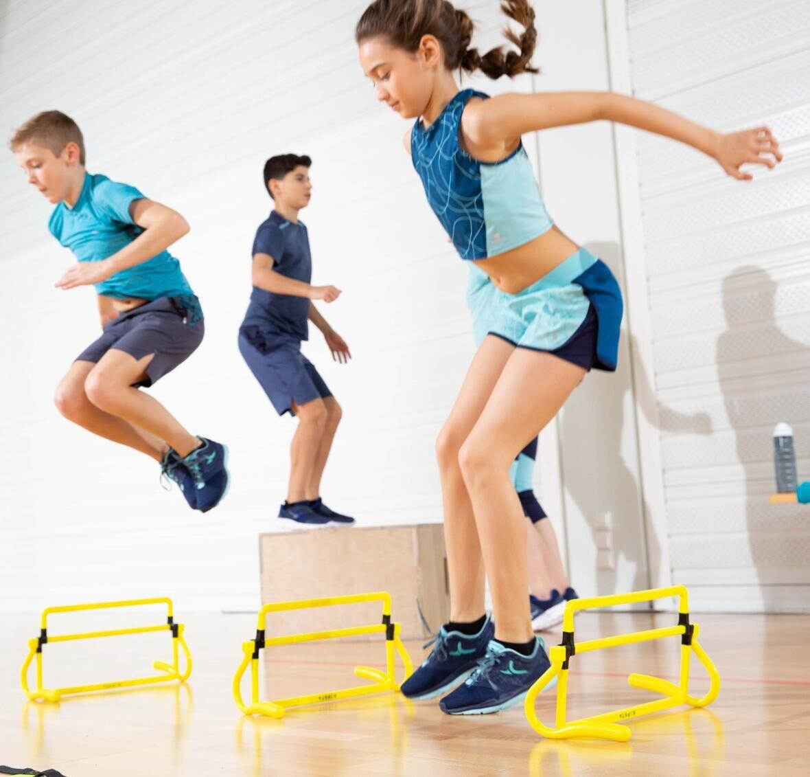 Descobrir a ginástica para crianças