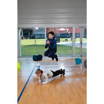 Trainingshose S500 Gym warm Kinder marineblau