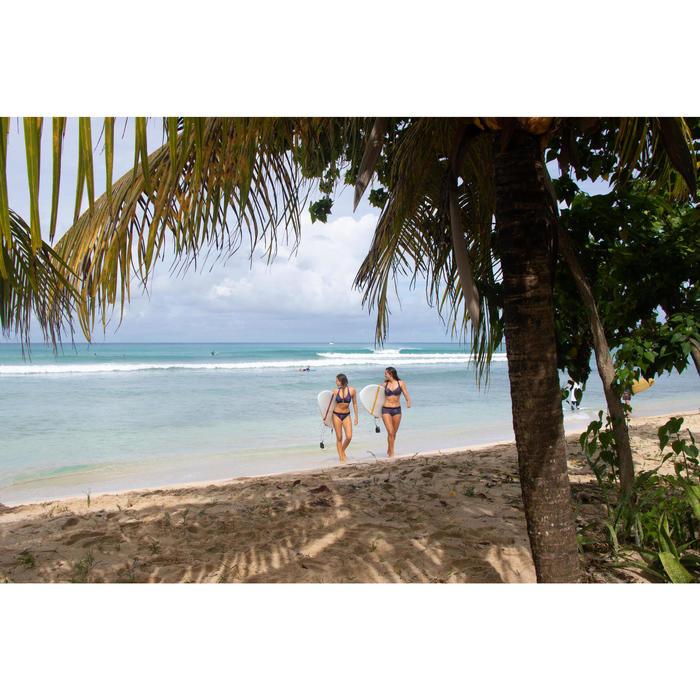 Bikinibroekje met hoge taille en omslag Nao Palmi