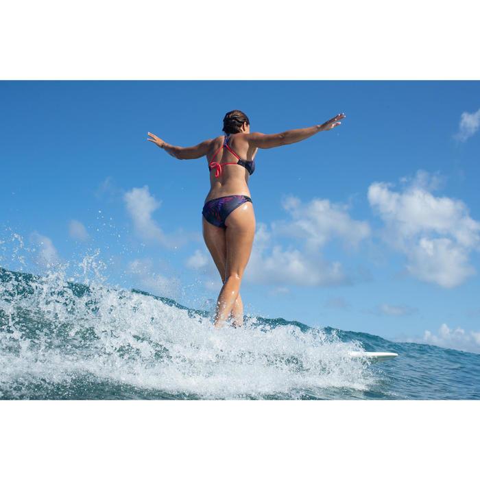 Bikini-Oberteil Bustier Agatha Palmi Rücken doppelt verstellbar Damen