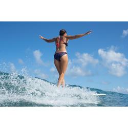 Bikinibroekje voor dames, gefronst opzij, voor surfen NIKI PALMI