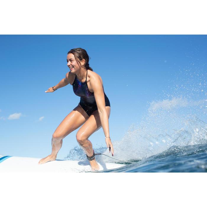 Badeanzug Andrea Palmi gekreuzte Träger herausnehmbare Schalen Damen