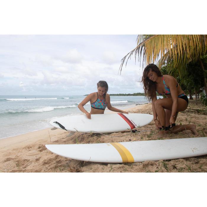 Bikinishortje voor dames met aantrekkoordje Vaiana Walis