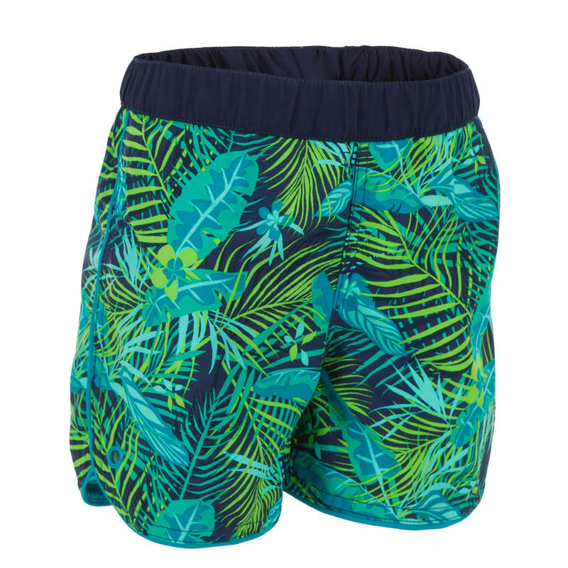 BABY SWIMSUITS & ACCESS. - Printed baby's swim shorts NABAIJI