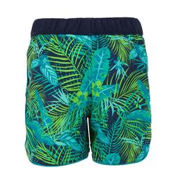 Maillot de bain bébé Short imprimé jungle