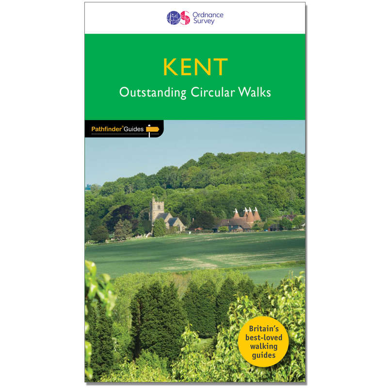 MAPS HIKING/TREK Hiking - Pathfinder Guide - Kent ORDNANCE SURVEY - Hiking Gear and Equipment