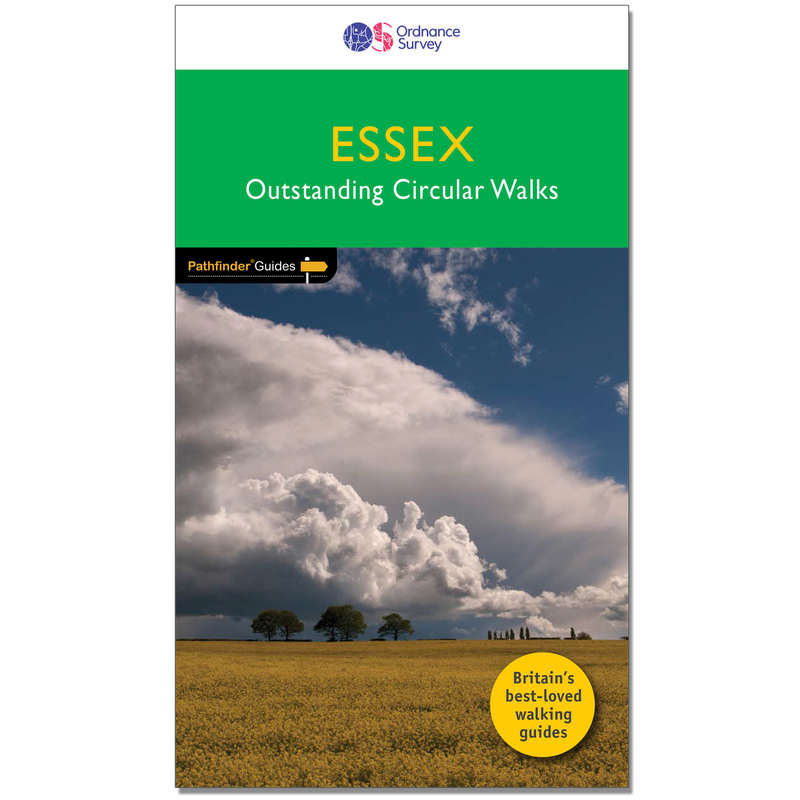 MAPS HIKING/TREK Hiking - Pathfinder Guide - Essex ORDNANCE SURVEY - Hiking Gear and Equipment