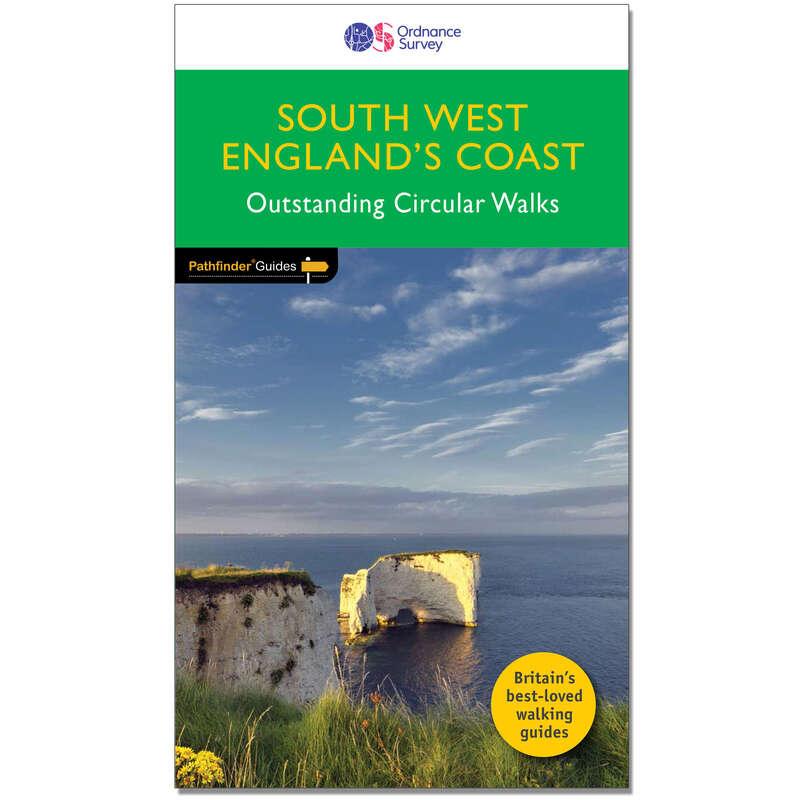 MAPS HIKING/TREK Hiking - Pathfinder Guide - South West England Coastal Walks ORDNANCE SURVEY - Hiking Gear