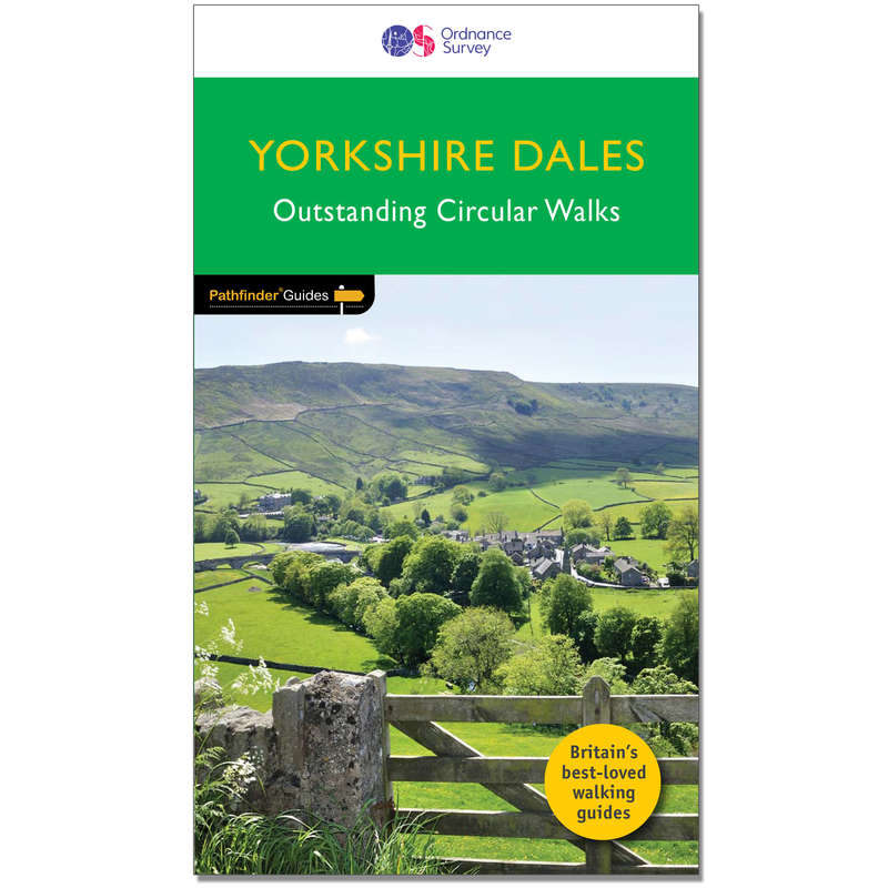MAPS HIKING/TREK Hiking - Pathfinder Guide - Yorkshire Dales ORDNANCE SURVEY - Hiking Gear