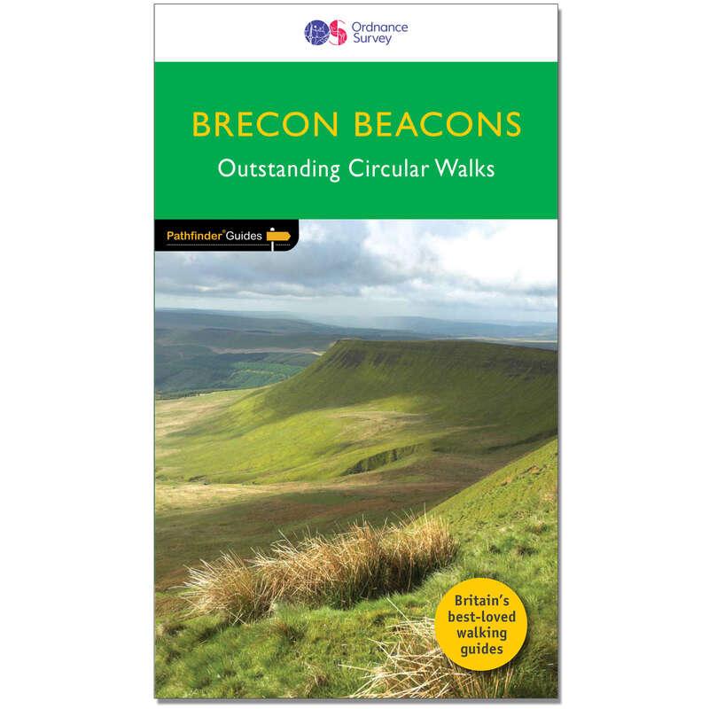 MAPS HIKING/TREK Hiking - Pathfinder Guide - Brecon Beacons ORDNANCE SURVEY - Hiking Gear