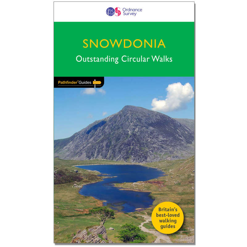 MAPS HIKING/TREK Hiking - Pathfinder Guide - Snowdonia ORDNANCE SURVEY - Hiking Gear and Equipment