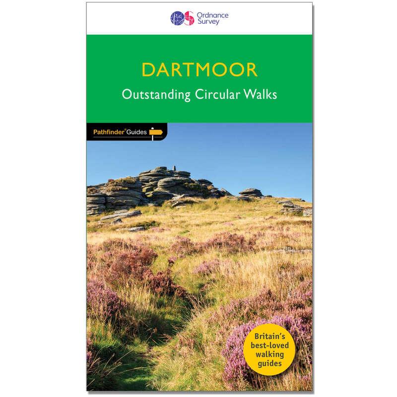MAPS HIKING/TREK Hiking - Pathfinder Guide - Dartmoor ORDNANCE SURVEY - Hiking Gear and Equipment