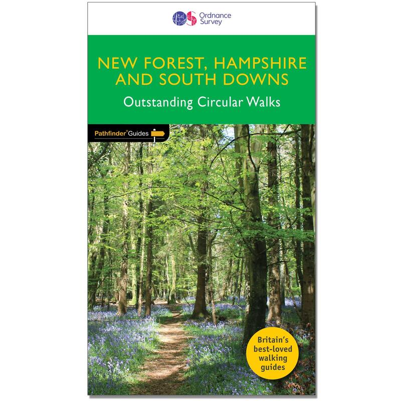 Pathfinder Guide - New Forest, Hampshire & South Downs