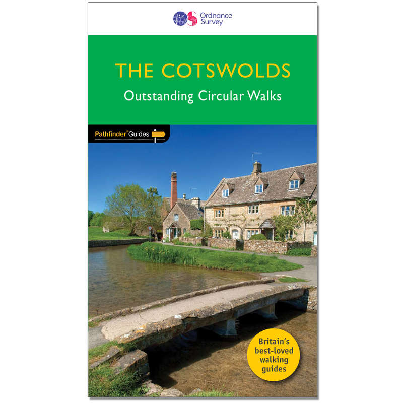 MAPS HIKING/TREK Hiking - Pathfinder Guide - Cotswolds ORDNANCE SURVEY - Hiking Gear and Equipment