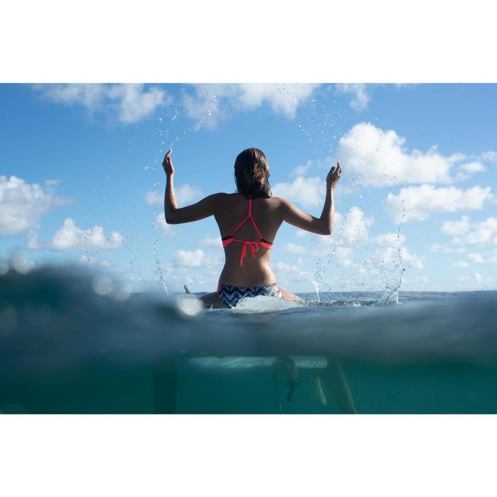 Bikini-Oberteil Bustier Bea Mawa im Rücken doppelt verstellbar Damen