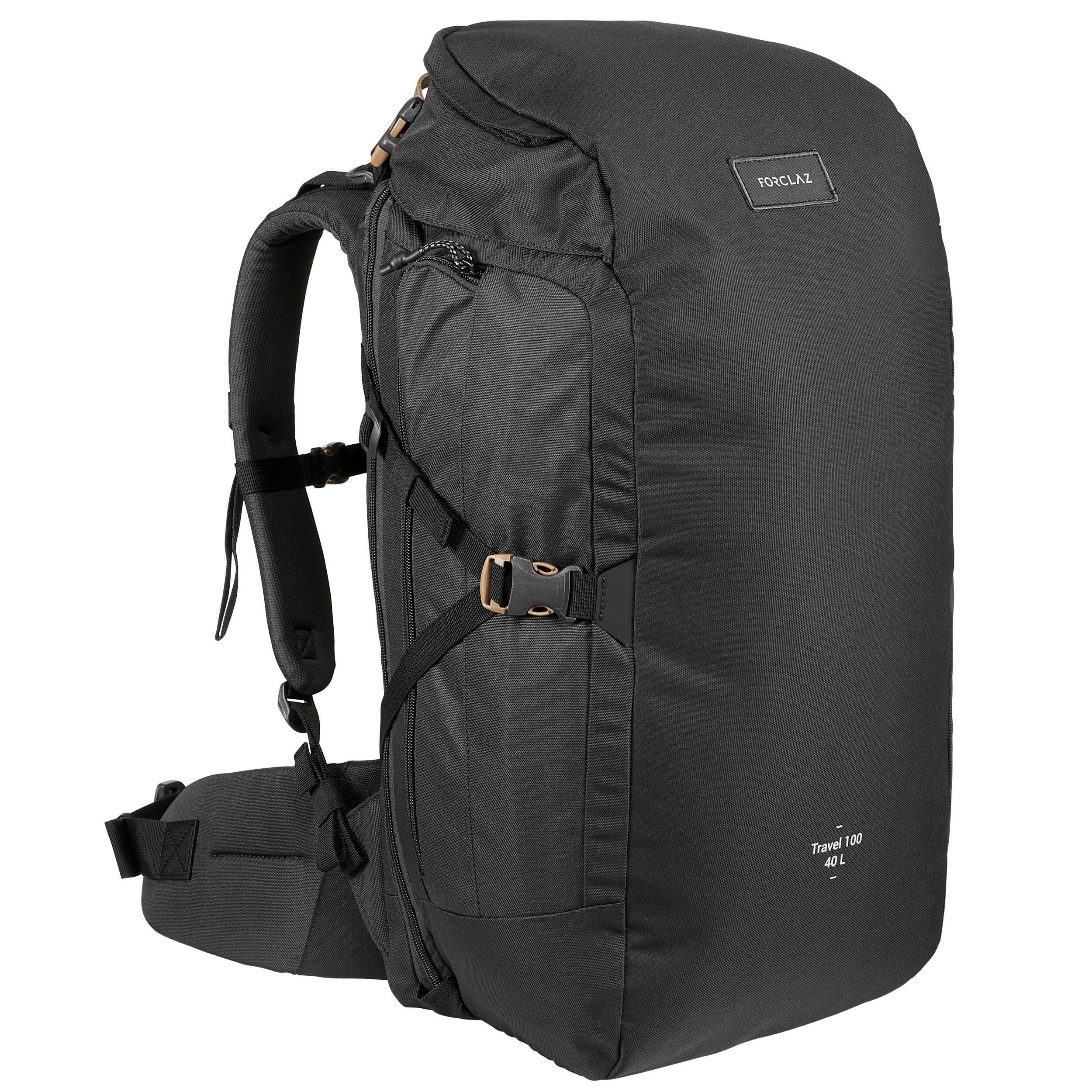 mochila de montaña y trekking