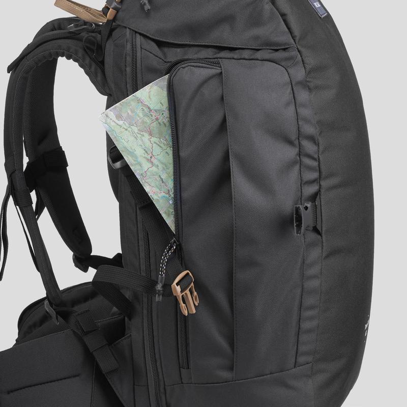 Backpack TRAVEL 100 40L - Black