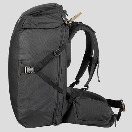 Travel 100 Compact Trekking 40-Litre Backpack Black
