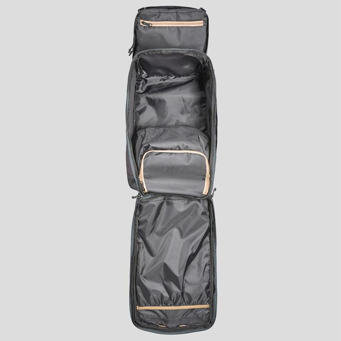 Balo Du lịch 40L TRAVEL 100 (không kèm ổ khóa) - Đen