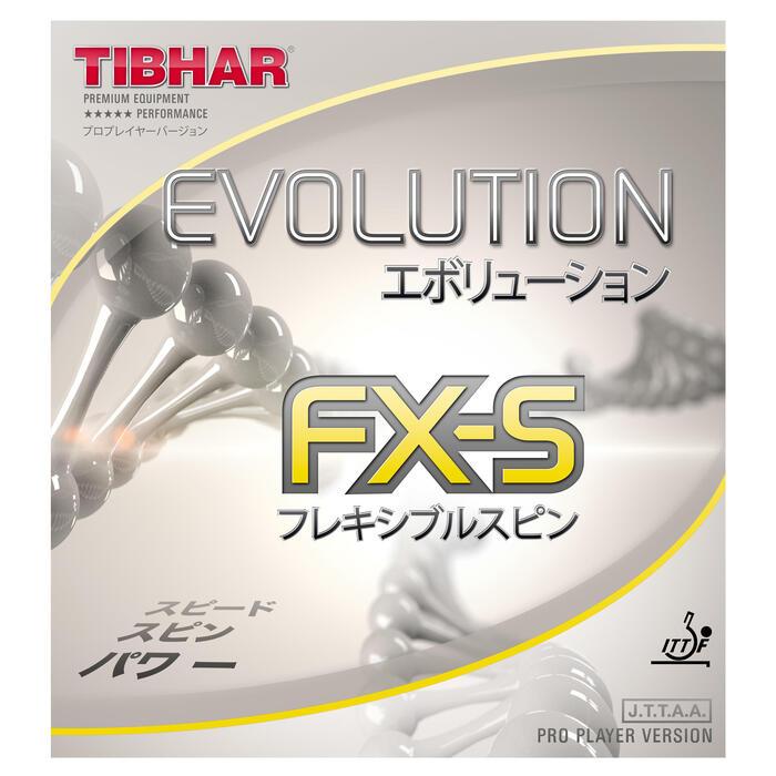 Tafeltennis rubbers Evolution FX-S