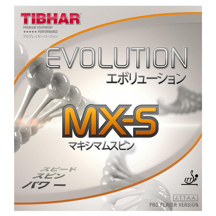 Rubber voor tafeltennisbat Evolution MX-S