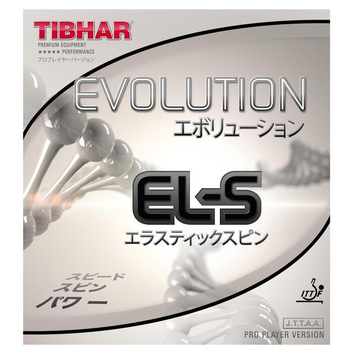 Tafeltennis rubbers Evolution EL-S