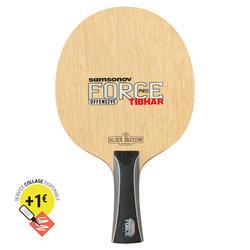 Houtje voor tafeltennis Force Pro Black Edition