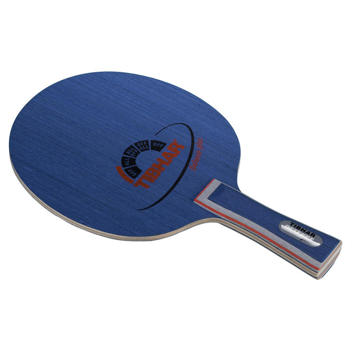 BOIS DE RAQUETTE DE TENNIS DE TABLE DEFENSE PLUS