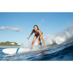 Bikini-Oberteil Bustier Agatha Aloha Rücken doppelt verstellbar Damen