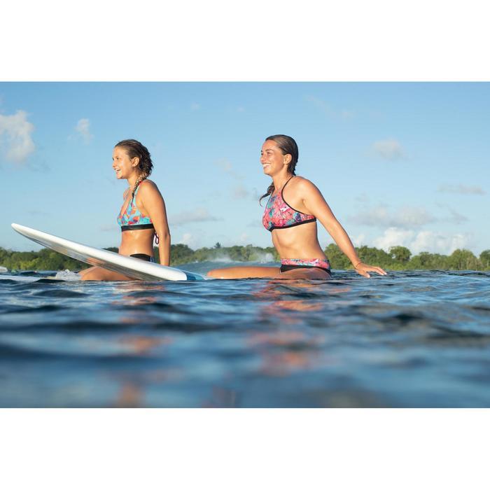 Bikini-Oberteil Bustier Andrea Aloha Surfen Damen