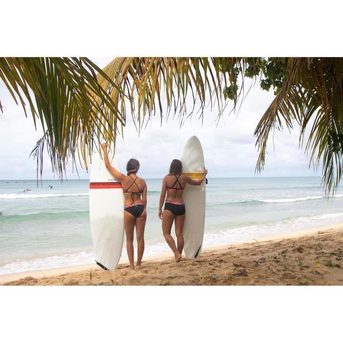Bas de maillot de bain shorty de surf femme AVEC CORDON DE SERRAGE VAIANA ALOHA