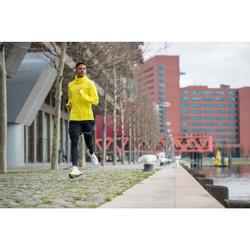 Laufjacke Run Warm+ Herren gelb