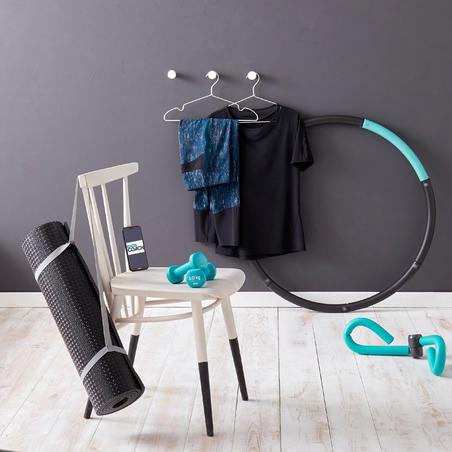 100 Gym Hoop Tummy Toning Hoop 0,9 kg