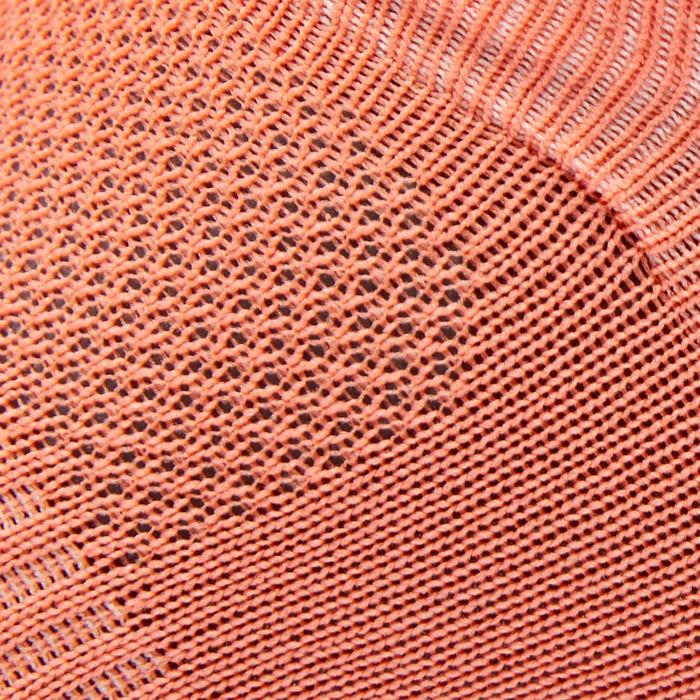 Sokken voor sportief wandelen WS 500 low koraal