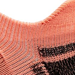 Socken Füßlinge WS 500 Fresh Invisible apricot