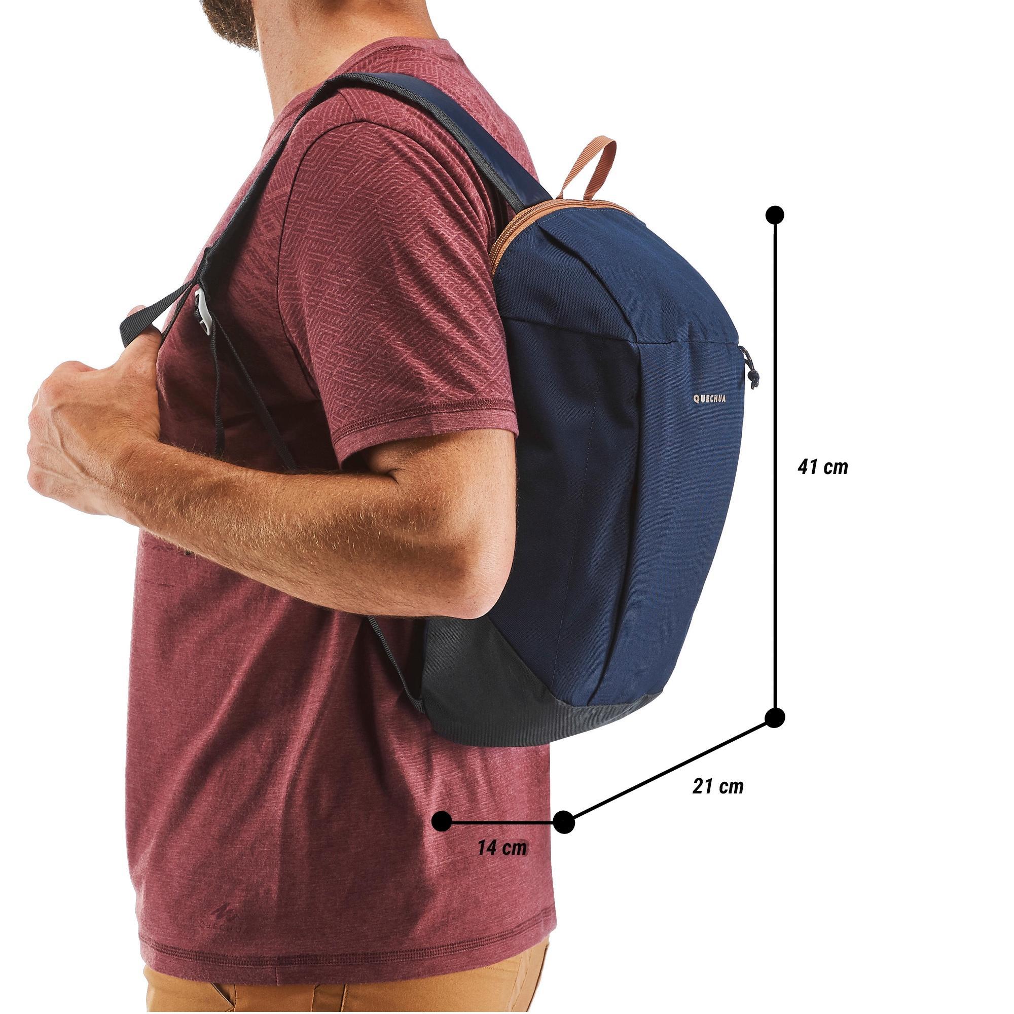 HIKING Backpack 10L NH100 - Blue