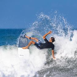 Surf boardshort standaard 950 Soft Blue