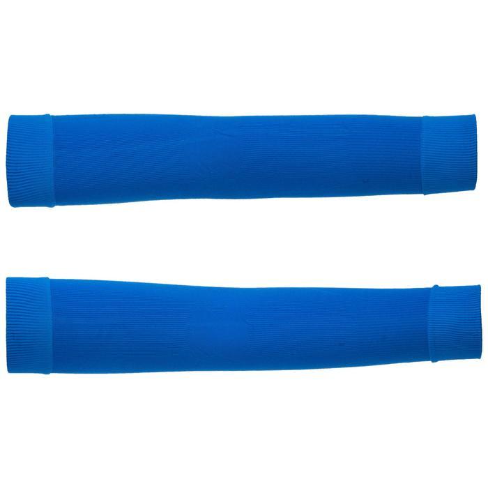 Unterarmschoner Volleyball Armsleeves Manschetten VAP500 blau