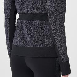 VESTE RUNNING RUN WARM NIGHT NOIRE FEMME