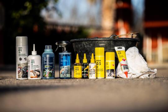 Come pulire bene la bici?