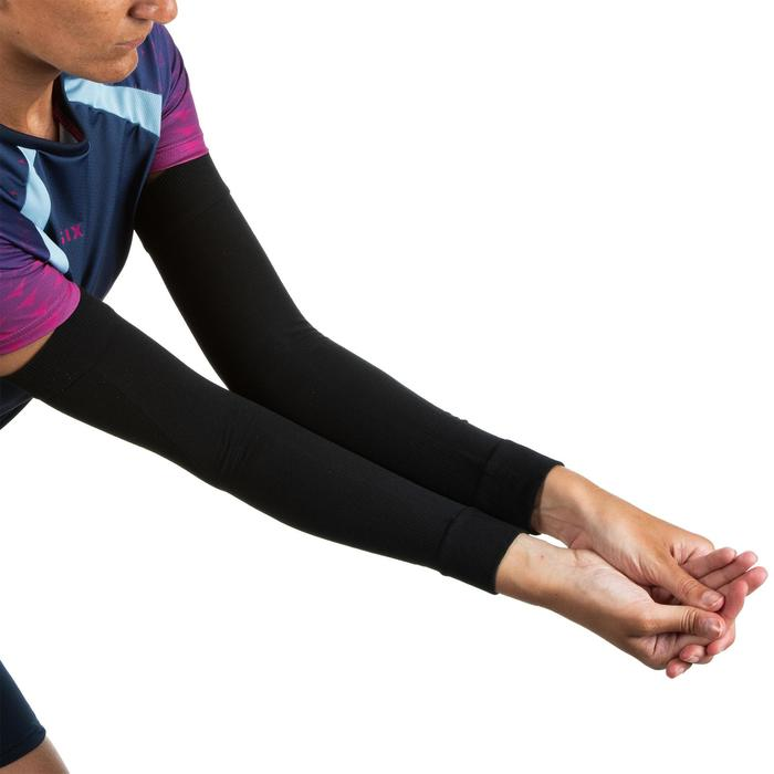 Arm sleeves voor volleybal VAP500 zwart
