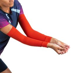 Arm sleeves voor volleybal VAP500 rood