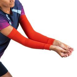 Unterarmschoner Volleyball Armsleeves Manschetten VAP500 rot