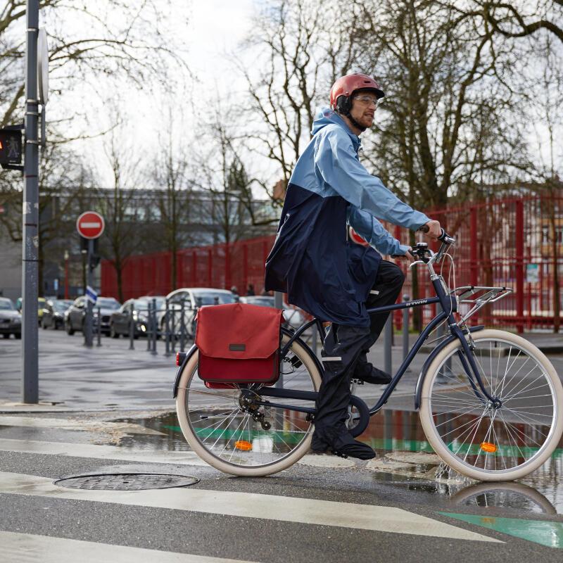 Vei începe să iubești plimbările pe bicicletă, pe timp de ploaie!