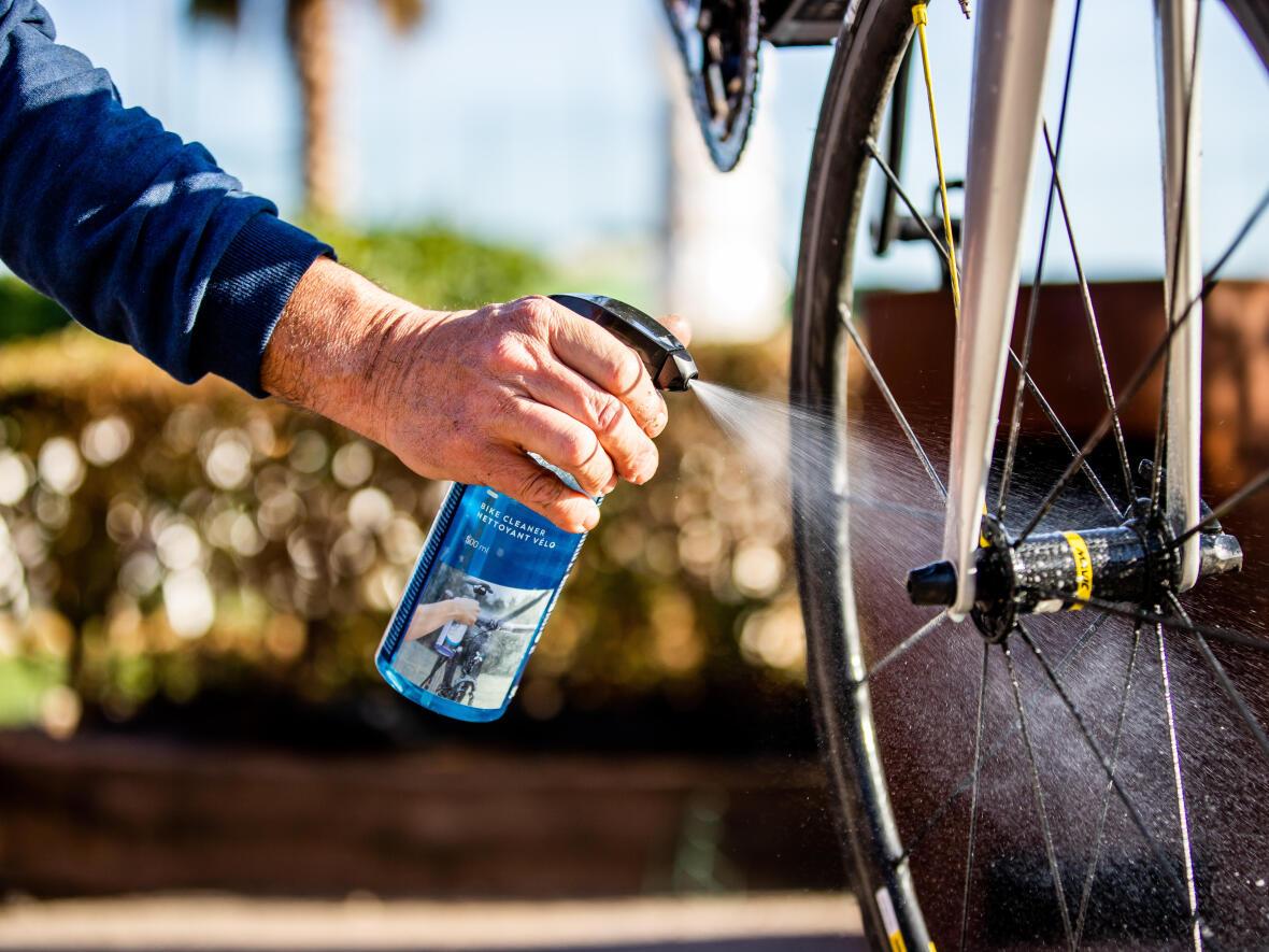 entretien du velo, laver son velo, decathlon conseil sport