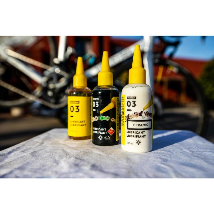Fahrradöl Teflon Allwetter 100 ml
