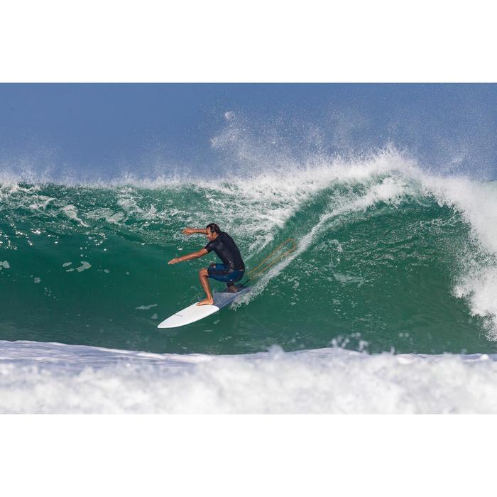 Hardtop surfboard Retro Fish 6' 900. Inclusief 2 vinnen.