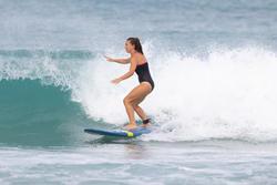 MAILLOT DE BAIN 1 PIÈCE DE SURF CORI COLORB