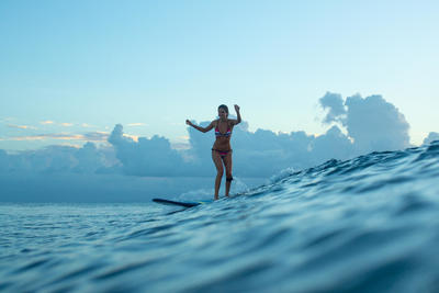 Sofy Women's Surfing Swimsuit Bottoms - Guarana